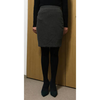 ドゥドゥ(DouDou)のDouDou★タイトスカート★柄スカート★フリーサイズ★フリーサイズ(ひざ丈スカート)