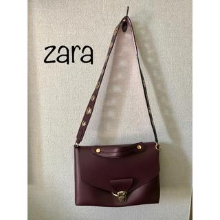 ザラ(ZARA)の【美品】ZARA ショルダーバッグ(ショルダーバッグ)