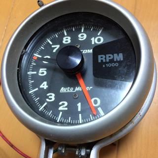 オートメーター(Auto Meter)のオートメーター タコメーター(パーツ)