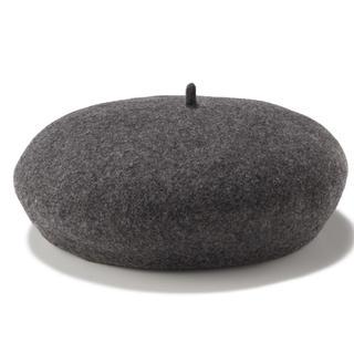 ムジルシリョウヒン(MUJI (無印良品))のベレー帽 無印(ハンチング/ベレー帽)