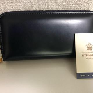 エッティンガー(ETTINGER)の未使用 ETTINGER エッティンガー 長財布 ラウンドファスナー(長財布)