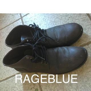 レイジブルー(RAGEBLUE)のRAGEBLUE(ブーツ)