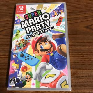ニンテンドースイッチ(Nintendo Switch)の任天堂 スイッチ マリオパーティ(家庭用ゲームソフト)