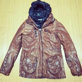 ジョルジオブラッド 革ジャケット