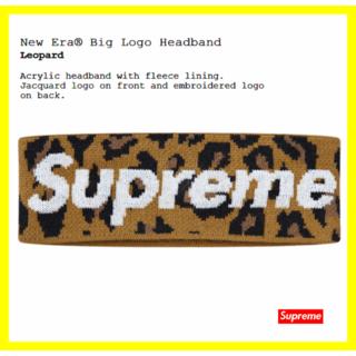 シュプリーム(Supreme)のSupreme New Era Big Logo Headband シュプリーム(ヘアバンド)