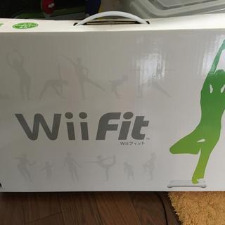 Wii - 任天堂Wiiフィット