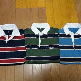 モンベル(mont bell)のmont-bell ラガーシャツセット(ポロシャツ)