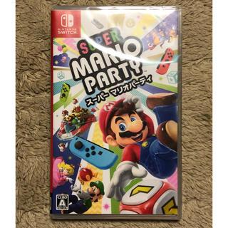 Nintendo Switch - ニンテンドースイッチソフト スーパー マリオパーティ