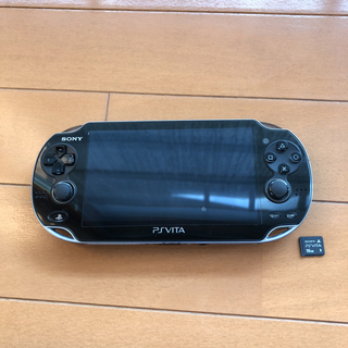 PlayStation Vita - PlayStation vita PCH-1100   オマケ付き