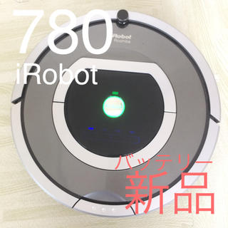 iRobot - iRobot Roomba 自動掃除機 ルンバ 780