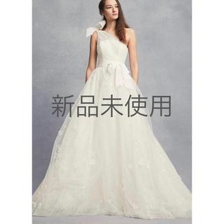Vera Wang - 新品未使用 white by VeraWang 新作 ドレス