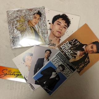 ビッグバン(BIGBANG)のBIGBANG スンリ CDセット(K-POP/アジア)