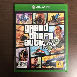 エックスボックス(Xbox)のGrand theft auto V 「グラセフ」  Xbox one(家庭用ゲームソフト)
