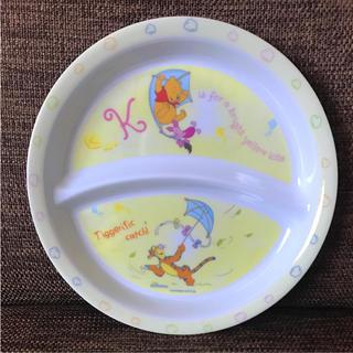 ディズニー(Disney)のメラミンプレート お皿(離乳食器セット)