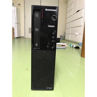 レノボ(Lenovo)のLenovo デスクトップパソコン(デスクトップ型PC)