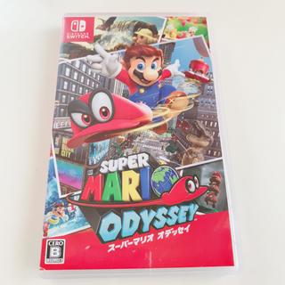 Nintendo Switch - スーパーマリオ オデッセイ 任天堂Switch
