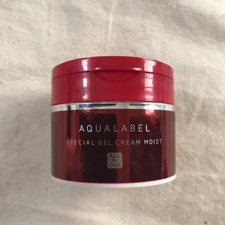 アクアレーベル(AQUALABEL)の未使用 アクアレーベル クリーム スペシャルジェルクリーム モイスト(オールインワン化粧品)