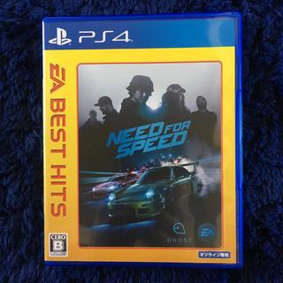 プレイステーション4(PlayStation4)のneed for speed(家庭用ゲームソフト)
