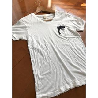 イロコイ(Iroquois)のIroquois Vネック Tシャツ(Tシャツ/カットソー(半袖/袖なし))