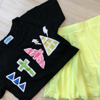 ダンスエルビーゼロスリー(DANCE LB-03)のTシャツ(Tシャツ(半袖/袖なし))