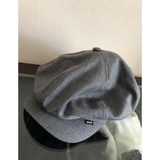 グラム(glamb)のglamb 帽子(キャスケット)