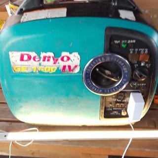 ヤマハ OEM Denyo インバーター発電機 1.6KVA 停電 1600W