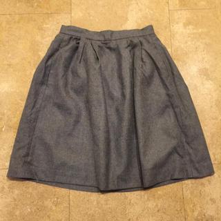 トゥモローランド(TOMORROWLAND)のBALLSEY  定番ふんわりスカート(ひざ丈スカート)