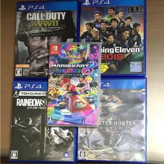 プレイステーション4(PlayStation4)のけちゃ様専用(家庭用ゲームソフト)