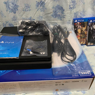 PlayStation4 - PS4 本体500GB(CUH-2100A)