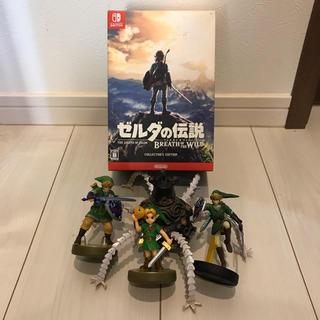 Nintendo Switch - ゼルダの伝説 ブレス オブ ザ ワイルド COLLECTOR'S EDITION