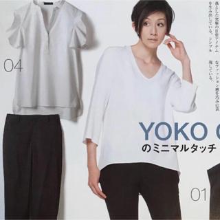 バーニーズニューヨーク(BARNEYS NEW YORK)のyoko chan ヨーコチャン ブラウス(シャツ/ブラウス(長袖/七分))