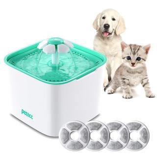 ペット給水器 犬 猫 ウォーターボウル 留守番対応 猫用 自動 水飲み (その他)
