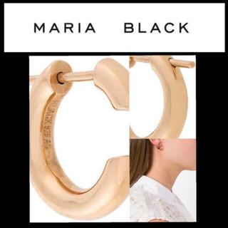 デミルクスビームス(Demi-Luxe BEAMS)の本日限定価格!MARIA BLACK DISRUPTEDピアス(ピアス)