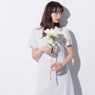 ジーユー(GU)の【新品】ドット柄ワンピ♡(その他)