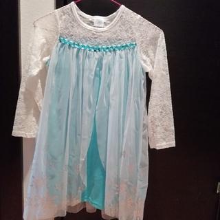 アナトユキノジョオウ(アナと雪の女王)のエルサドレス 130(ドレス/フォーマル)
