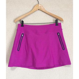 NIKE - *美品 ◎  NIKE GOLF # アンダーパンツ付き スカート☆Lサイズ