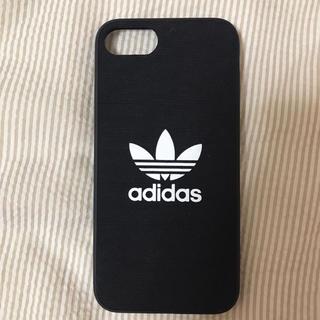 アディダス(adidas)のアディダス iPhone7 8 ケース(iPhoneケース)