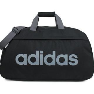 アディダス(adidas)のエース製■アディダス*ボストンバッグ60cm 黒■修学旅行に(ボストンバッグ)