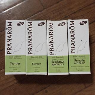 プラナロム(PRANAROM)のプラナロムBIO精油(ティーツリー)メディカルグレード 医療グレードアロマオイル(エッセンシャルオイル(精油))