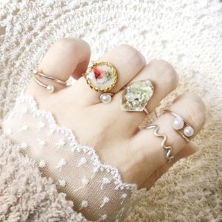 指輪セット 【C】ワイヤーリング