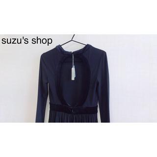 ドゥロワー(Drawer)のJILL STUART Dress ワンピース 新品タグ付き(ひざ丈ワンピース)