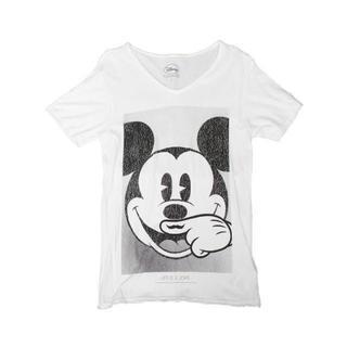 イレブンパリ(ELEVEN PARIS)のEleven Paris Mickey Mouse Tee(Tシャツ/カットソー(半袖/袖なし))