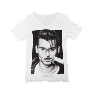 イレブンパリ(ELEVEN PARIS)のEleven Paris Johnny Depp Tee(Tシャツ/カットソー(半袖/袖なし))