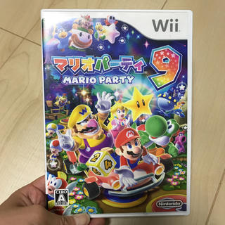 ウィー(Wii)のwii マリオパーティ9(家庭用ゲームソフト)