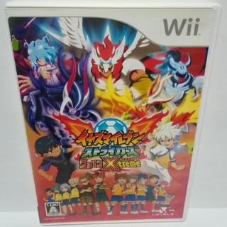 ウィー(Wii)のWiiソフト 『イナズマイレブン ストライカーズ 2012 エクストリーム』人気(家庭用ゲームソフト)