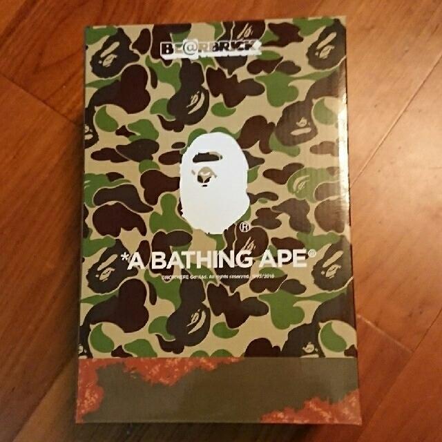 A BATHING APE(アベイシングエイプ)のBE@R BRICK READYMADE A BATHING APE  エンタメ/ホビーのフィギュア(その他)の商品写真