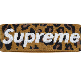 シュプリーム(Supreme)のsupreme 18FW New Era® Big Logo Headband (その他)