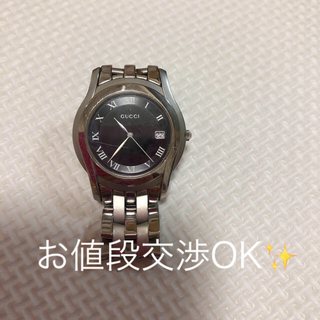 グッチ(Gucci)のGUCCI   メンズ   腕時計  ♡お値段交渉OK♡(腕時計(アナログ))