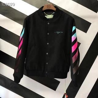 OFF-WHITE - OFF WHITEジャケット / BLACK