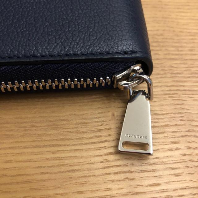 Jil Sander(ジルサンダー)のJILSANDER ジルサンダー 長財布 新品未使用 レディースのファッション小物(財布)の商品写真